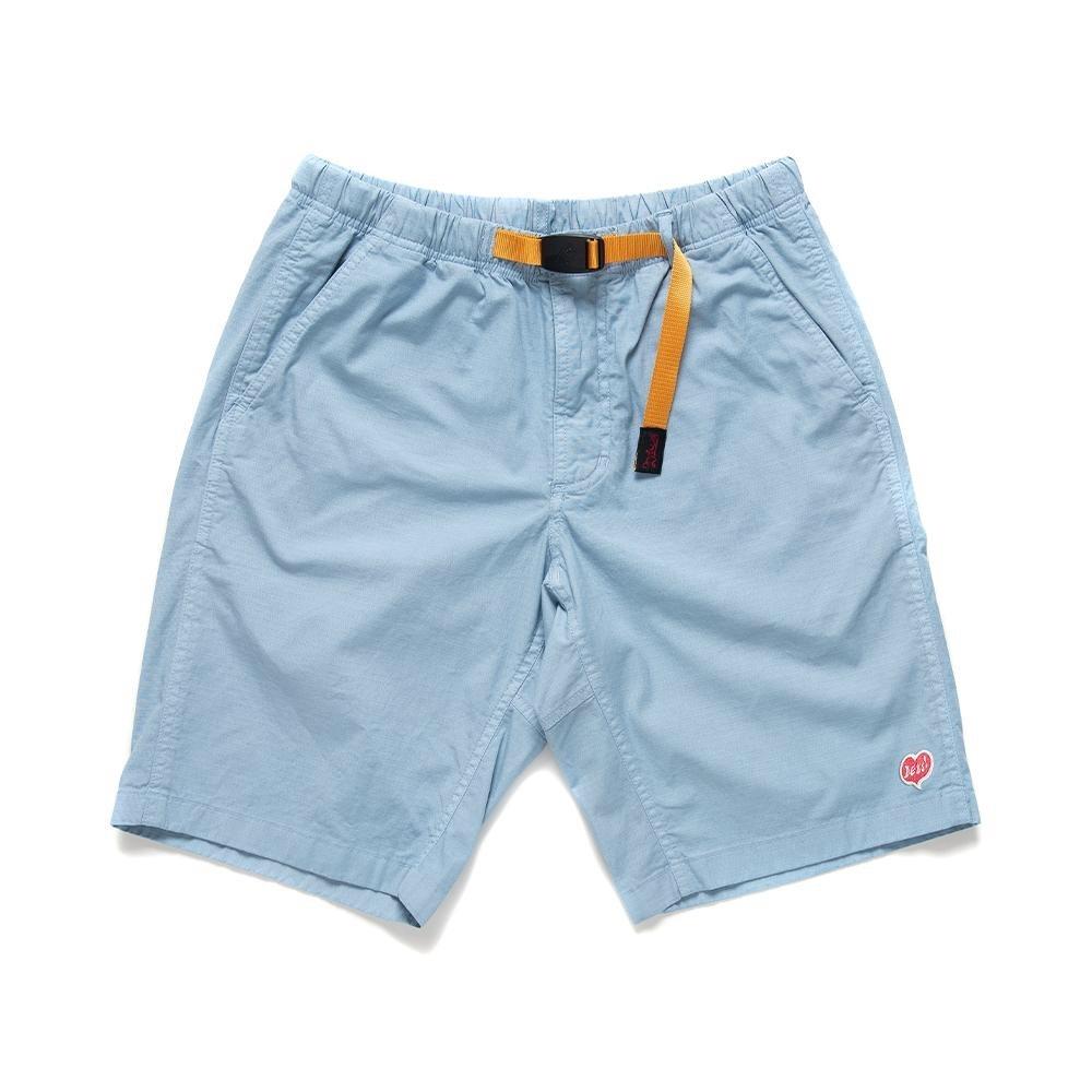 Deus Ex Machina Gramicci X Deus Shorts短褲-男/女(藍)