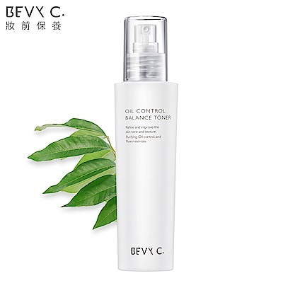 BEVY C. 油脂調理平衡水 150mL(舒緩代謝)