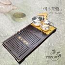 茶之道 茶盤茶機組合-玻璃款