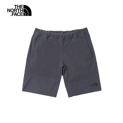 The North Face M ZEPHYR SHORT 男 短褲 灰-NF0A4CL1174