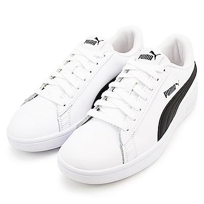 PUMA-男女休閒鞋36521501-白