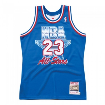 M&N Authentic球員版復古球衣 All-Star Game 1993 #23 Michael Jordan