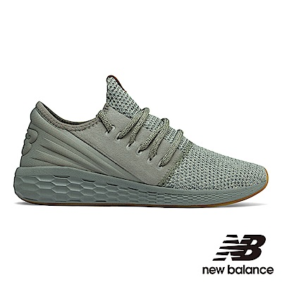 New Balance 緩震跑鞋MCRZDLS2-D 男 墨綠