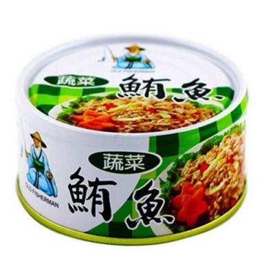 同榮 蔬菜鮪魚24入(100g/易開罐)