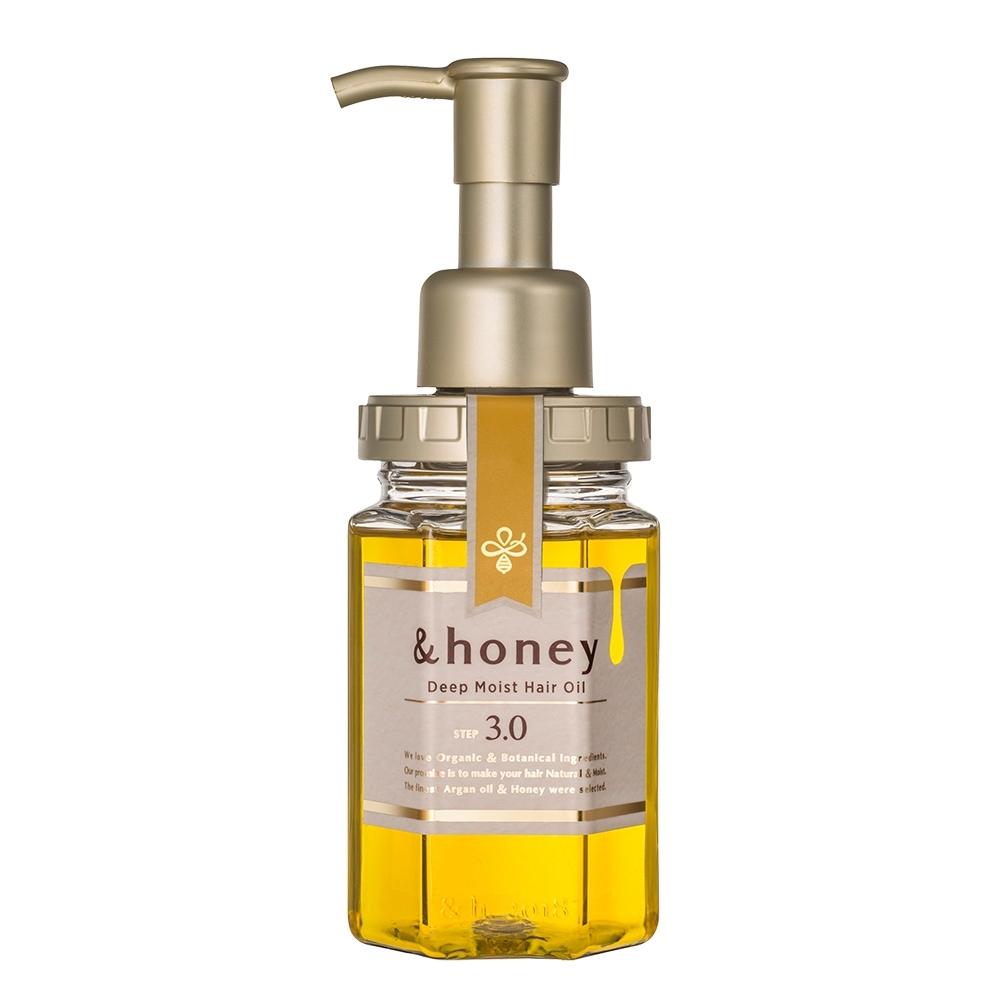 &HONEY蜂蜜亮澤修護謢髮油3.0