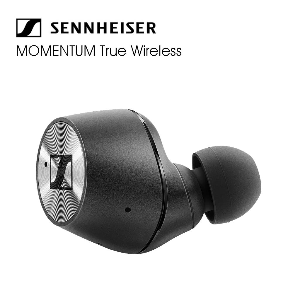 Sennheiser MOMENTUM True Wireless 真無線耳機 觸控設計