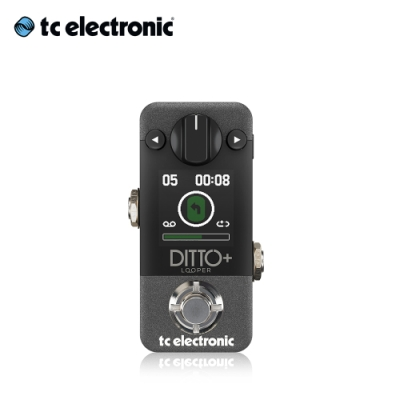 tc electronic Ditto+ Looper 效果器