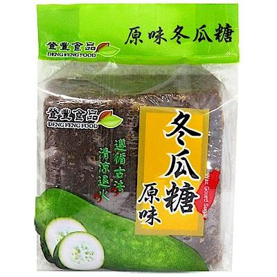 登豐 原味冬瓜茶塊(550gx4入)