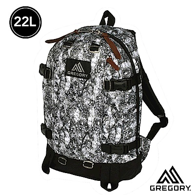 Gregory 22L ALL DAY後背包 雪林迷彩