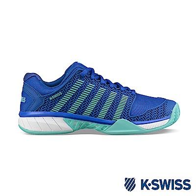 K-SWISS Hypercourt Express輕量網球鞋-女-藍