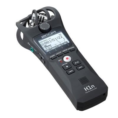 ZOOM H1N 手持 數位錄音機 高音質麥克風  ZMH1N (正成公司貨)