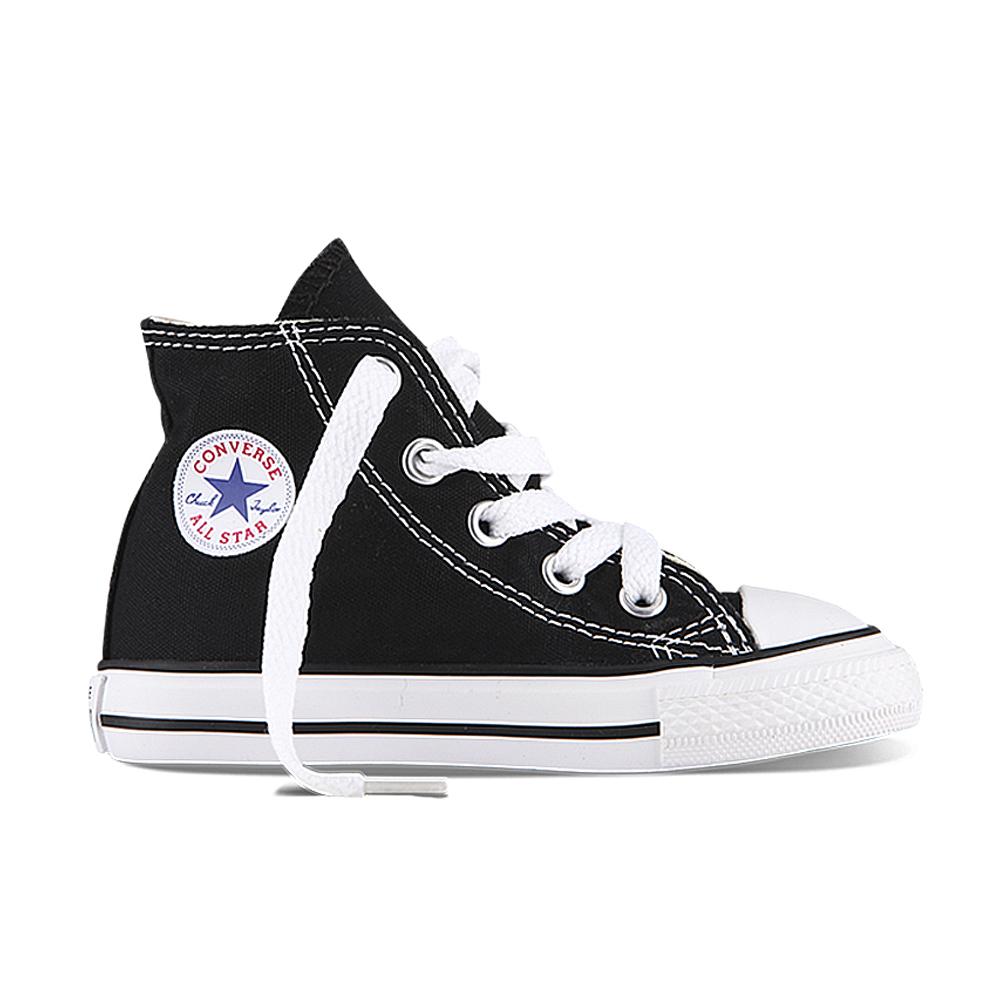 CONVERSE-All Star Infant小童鞋-黑