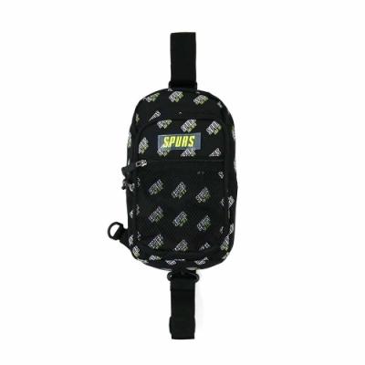 NBA Style LOGO Shoulder Bag 肩背包/斜背包 馬刺隊