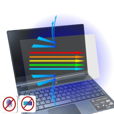EZstick MSI Modern 14 A10M 專用 防藍光螢幕貼