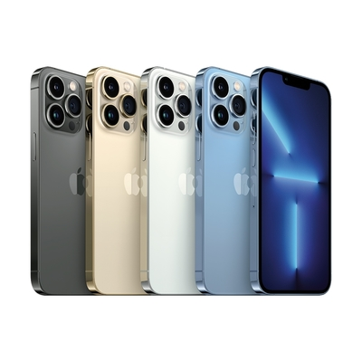 2021 iPhone 13 Pro Max 128G 6.7吋 A15 仿生晶片 MLL63TA MLL73TA MLL83TA MLL93TA