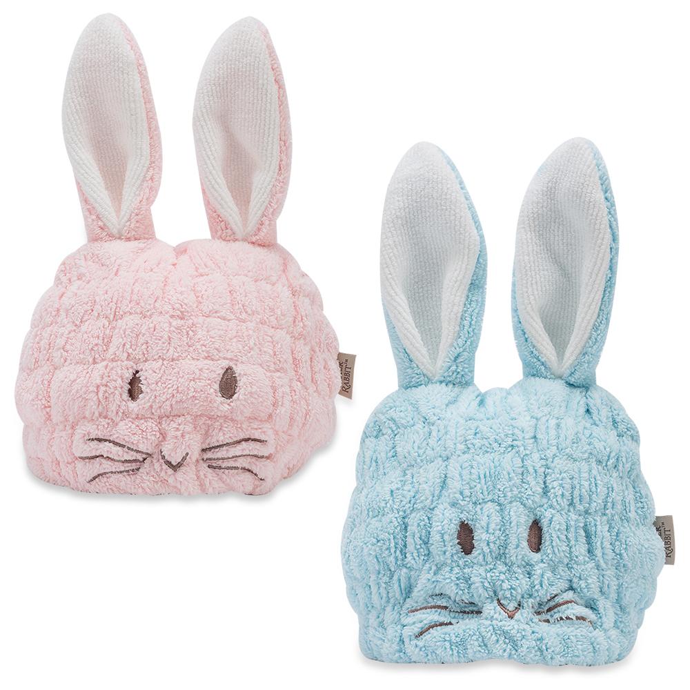 奇哥 比得兔造型吸水帽6M-2Y(2色選擇)