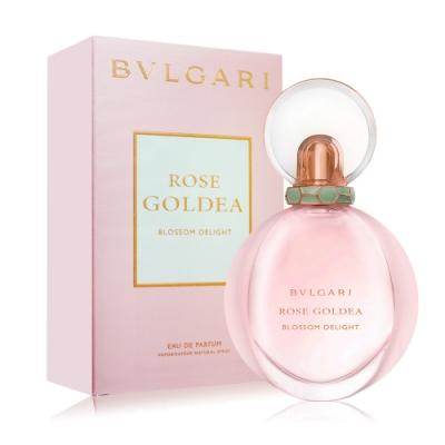BVLGARI 寶格麗 歡沁玫香女性淡香精 Rose Goldea Blossom Delight 50ml EDP-香水航空版
