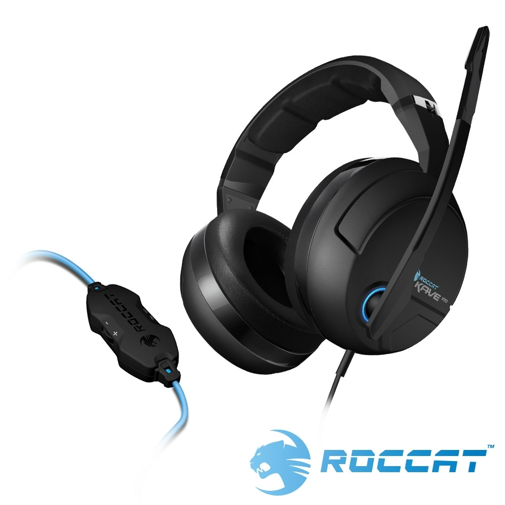 ROCCAT KAVE XTD Stereo電競耳機麥克風