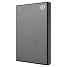 Seagate Backup Plus Slim 2.5吋 1TB 行動硬碟(銀河灰)