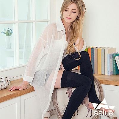 『兩件組』韓國 salua 專利鍺元素睡眠美腿襪 韓國原裝進口