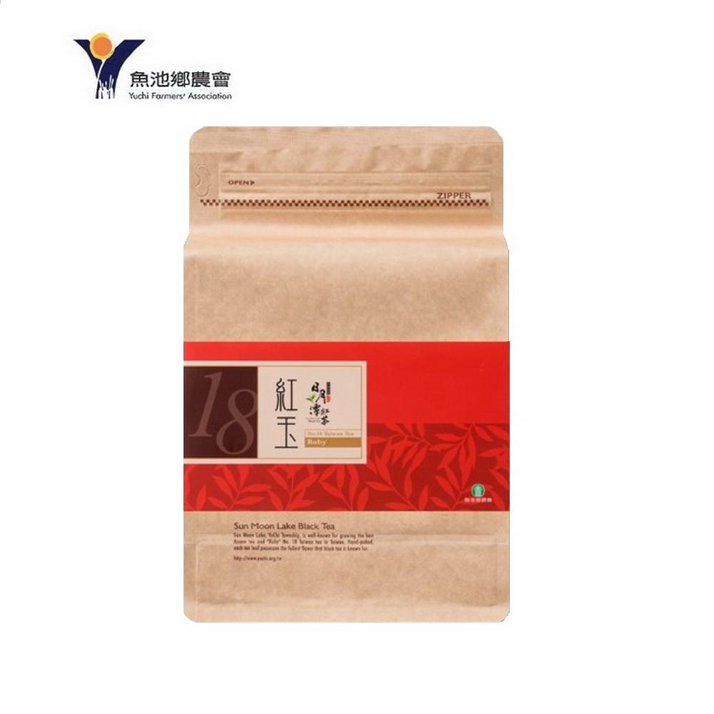 【魚池鄉農會】台茶18號-紅玉(樂活包150g/袋