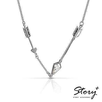 STORY故事銀飾-Cupid s 邱比特純銀項鍊