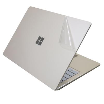 EZstick Microsoft Surface Laptop 3 砂岩金 二代透氣機身保護膜