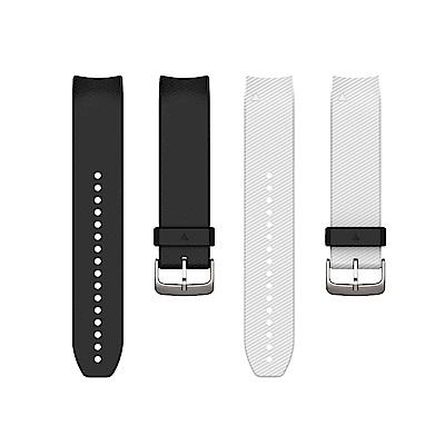 GARMIN Quickfit 22mm 整合型矽膠錶帶