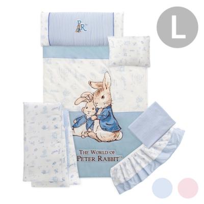 奇哥 夢境比得兔六件床組/寢具組-L (2色選擇)