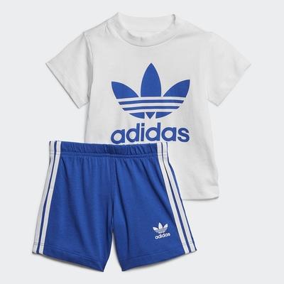 adidas ADICOLOR 運動套裝 男童/女童 GD2626