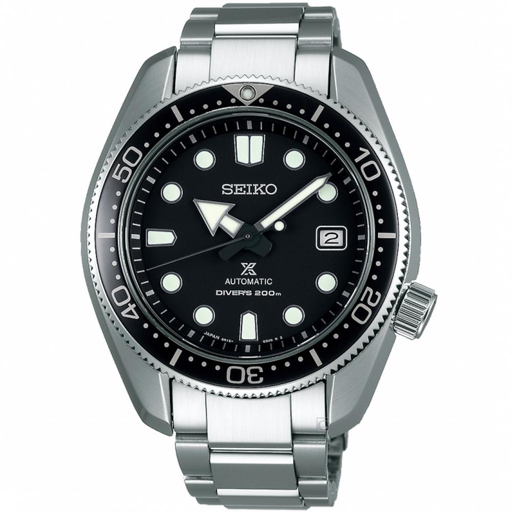 SEIKO精工PROSPEX DIVER SCUBA潛水機械錶(SPB077J1)