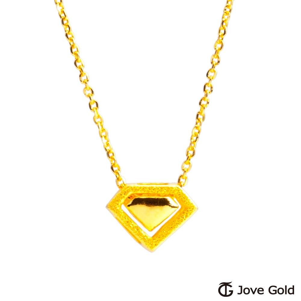 (無卡分期6期)Jove gold 妳最珍貴黃金項鍊