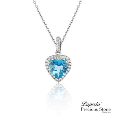 [時時樂限降]大東山珠寶 璀璨晶鑽托帕石-摯愛