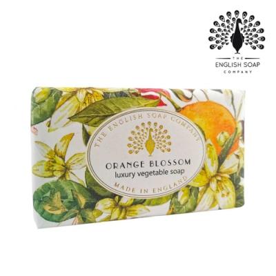 The English Soap Company 乳木果油復古香氛皂-橙花 Orange Blossom 190g