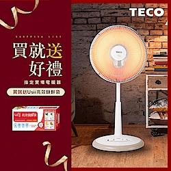 東元 14吋鹵素式電暖器 YN1405AB