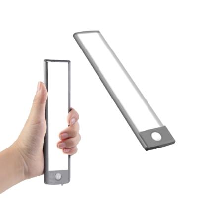 WEI BO 磁吸式無線平板自動感應燈 內置30顆LED燈(20公分) (內置裡聚合物電池免牽線)萬用燈