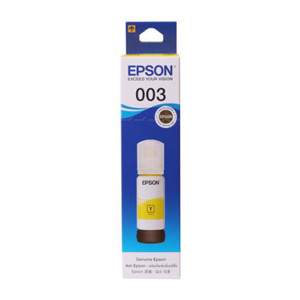 EPSON T00V400 原廠黃色墨水匣