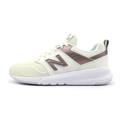 New Balance  復古鞋 女休閒鞋-米白-WS009MW1-B