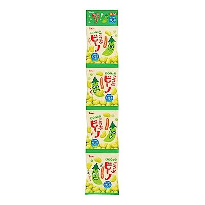 東鳩 鹽味豌豆酥4連包(40g)