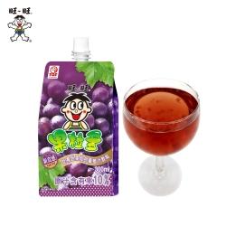 旺旺 果粒多葡萄汁飲料 300ml