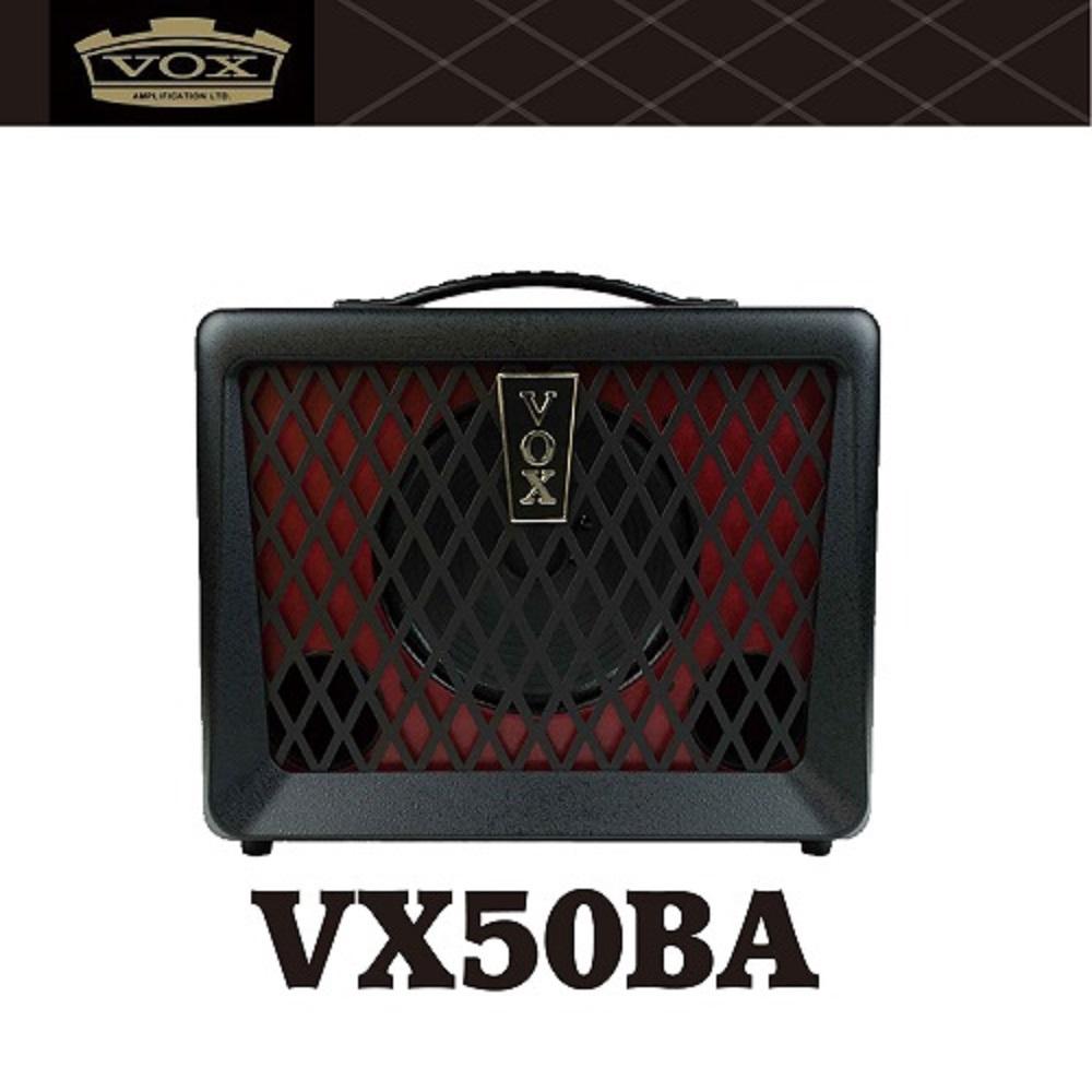 VOX VX50BA / 貝斯音箱 / 贈導線 / 公司貨保固