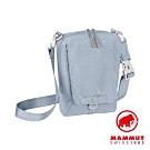 【Mammut】Tasch Pouch 2L 耐磨混色側背包 禪意藍#2520-00651