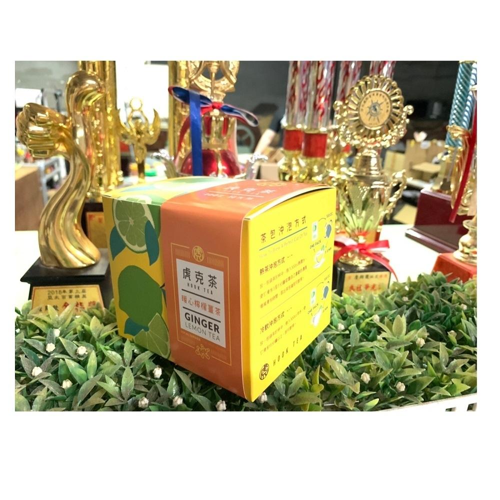 【虎克茶】暖心檸檬薑茶(3gx10包)