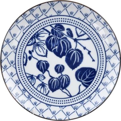 《Tokyo Design》瓷製餐盤(常春藤16cm)