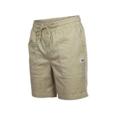 PUMA DOWNTOWN男流行系列短褲-慢跑 路跑 卡其