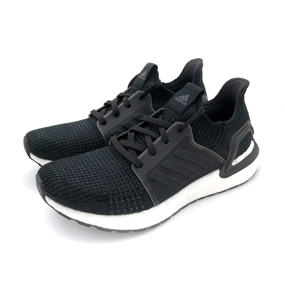 ADIDAS UltraBOOST 19 w 女 黑 跑步鞋
