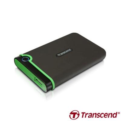 創見 StoreJet 25MC 2.5吋 2TB USB Type-C 行動硬碟