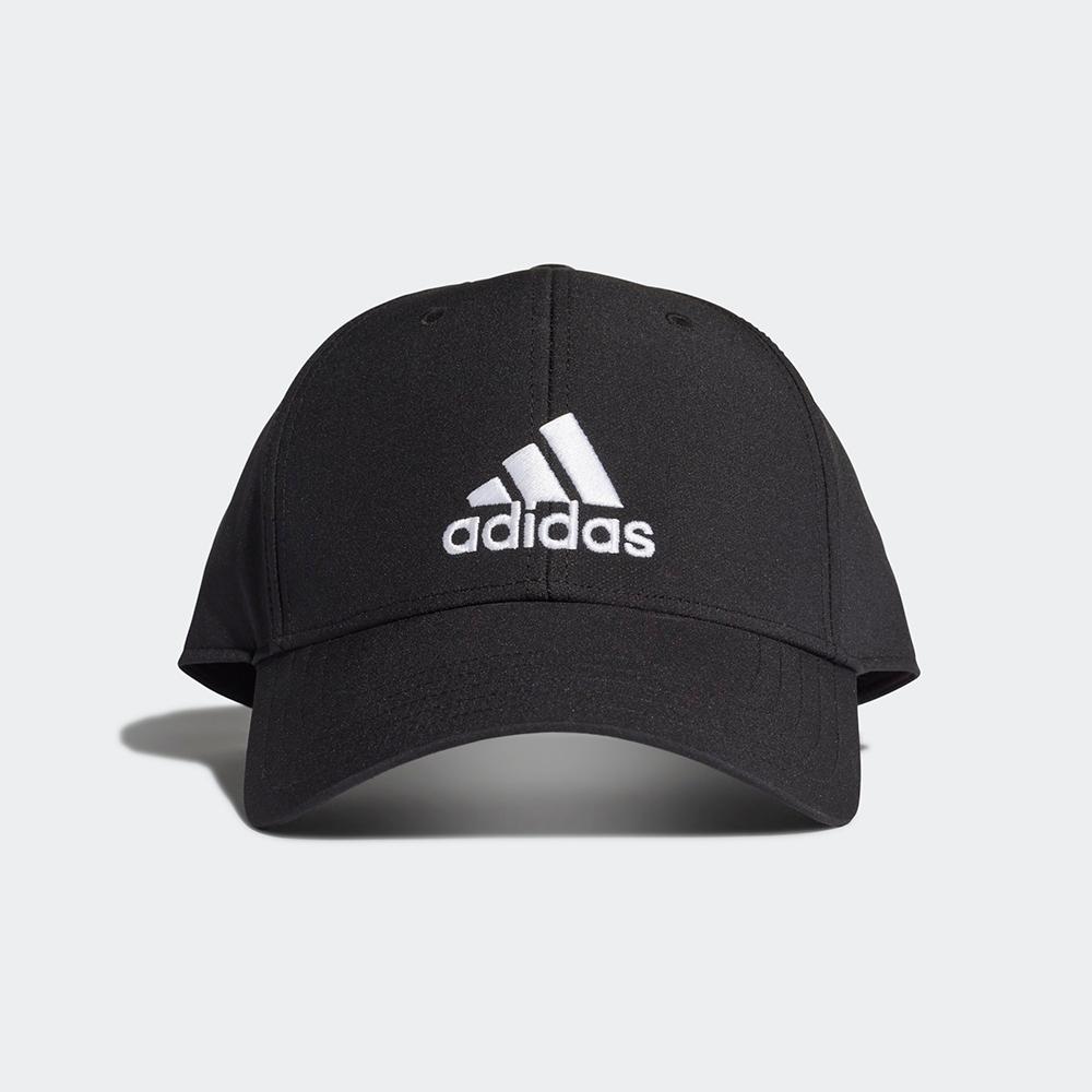 ADIDAS 休閒 運動 老帽 棒球帽 黑 FK0898 BASEBALL CAP