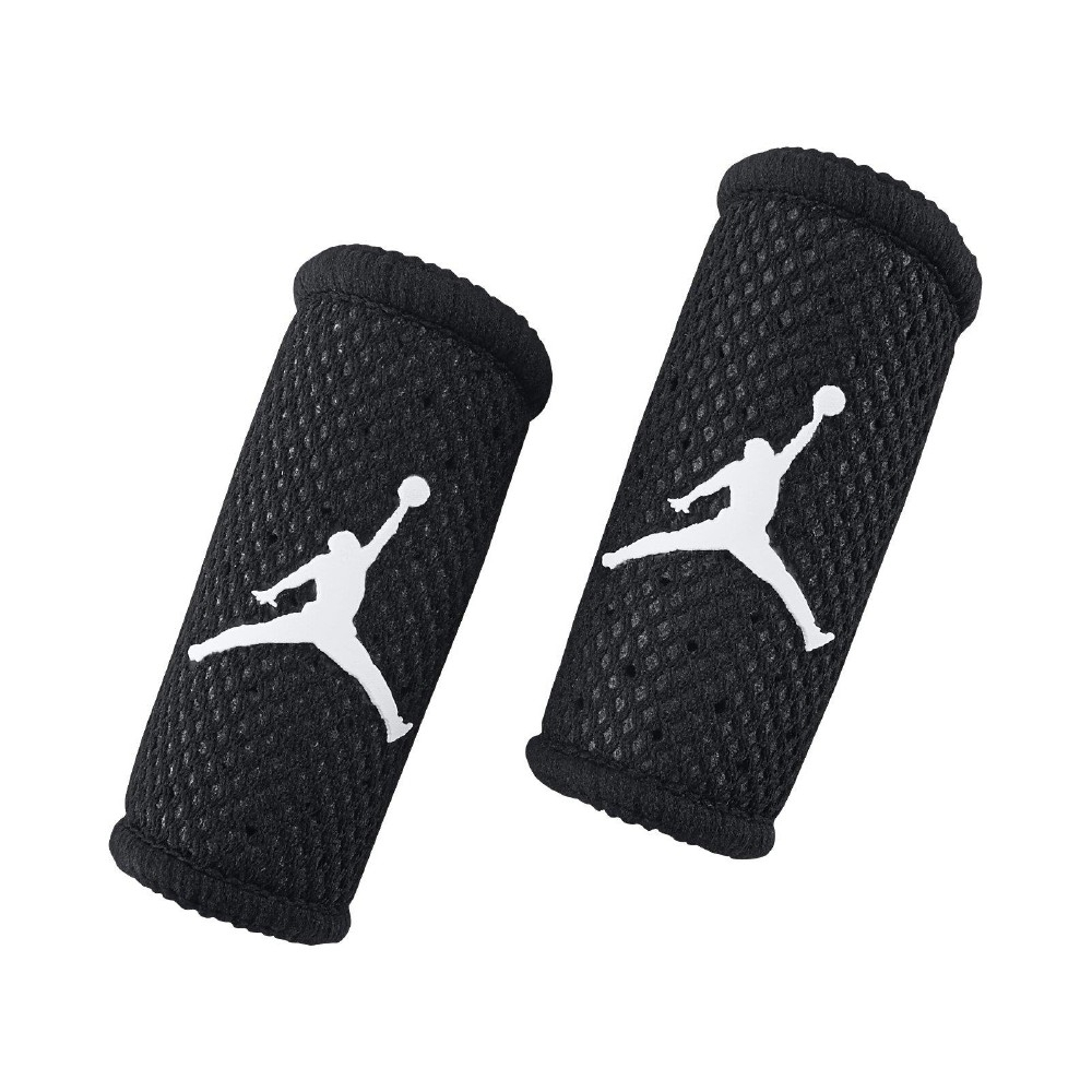 Nike 護指套 Jordan Finger Sleeves 喬丹 飛人 Dri-Fit 兩入一組 籃球 黑 白 JKS03010