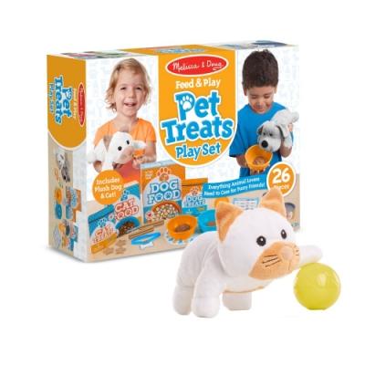 美國瑪莉莎 Melissa & Doug 角色扮演- 寵物照顧遊戲組